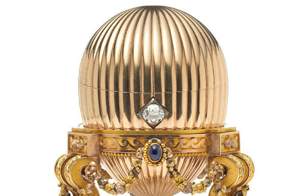 A Faberge egg worth millions was purchased at a flea market in the U.S. for just $14,000. Estimates of its worth are as high as $33 million. (Wartski)